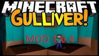(tutorial) como baixar e instalar o mod gulliver 1 6 4