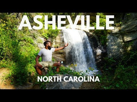 Asheville, North Carolina (Things To Do) | TRAVEL Guide VLOG