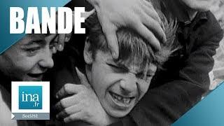 1962 : Les jeunes qui traînent au square Saint-Lambert   Archive INA