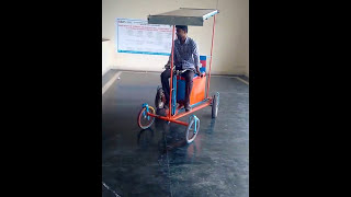 mechanical engineering best projects.solar E-vehicle