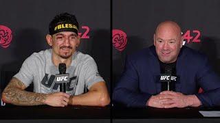 UFC Бойцовский остров 7: Лучшие моменты пресс конференции