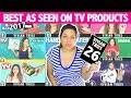 26 AS SEEN ON TV CHRISTMAS GIFT IDEAS  | BEST PRODUCTS OF 2017 REVIEW