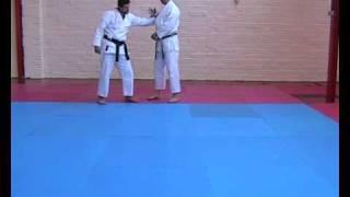 Kanku Dai Kata Application DVD preview  Shotokan Karate Kata