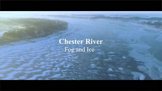 Chester River: Fog and Frost