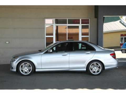 2007 mercedes benz c class c320 cdi amg a t avantgaurd for Mercedes benz c320
