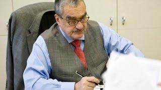 Karel Schwarzenberg - reportáž ze série Hledá se prezident