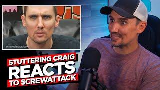 Stuttering Craig Reacts to Evil Craig
