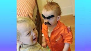 Try Not To Laugh : Fun And Fails Baby Siblings Playing Together   Funny Videos