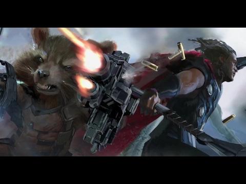 Avengers: Infinity War Primer Vistazo Subtitulado Español - Los Vengadores: La Guerra del Infinito