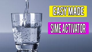 How to make slime activator at home!! With Proof 100% Success