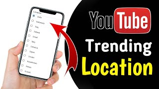 How To Change Youtube Location/ Country & Watch Trending Video | Youtube | Something Information.89