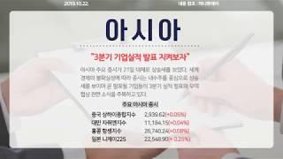 미중무역협상·브렉시트... 증시 상승