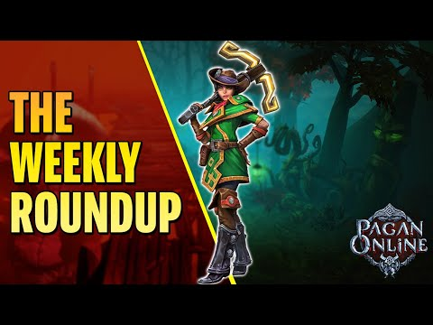 Weekly Roundup - Pagan Online 1.1.1 | Tribes of Midgard Beta | Grim Dawn Definitive Edition & More