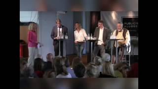 Aftonbladets pinsamma Johanna Bäckström Lerneby sätts på plats av Leif GW Persson