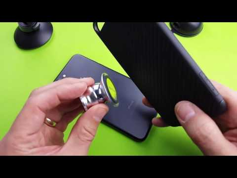 iPhone 7 / 7 Plus: Nillkin Carbon Fiber Magnetic Slim Case Review