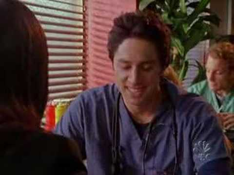 Scrubs - JD, Hilarious Joke