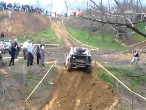 Sumadija Rally 2013 OFF Road 4x4 Mladenovac Suzuki Vitara