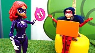 Барби превратилась в Леди ВайФай. Видео для девочек