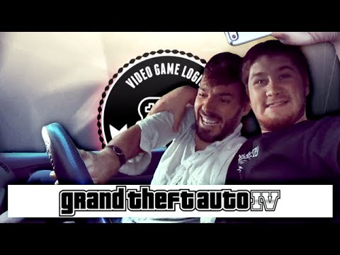 Grand Theft Auto V - VIDEO GAME LOGIC - Grand Theft Auto V - VIDEO GAME LOGIC