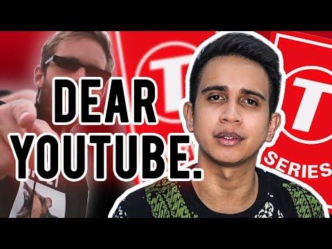 Yth. YouTube - PewDiePie Vs T-Series