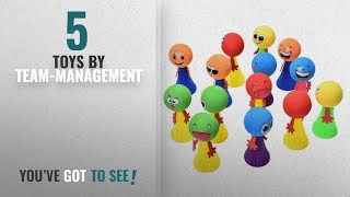 Top 10 Team-Management Toys [2018]: 10 Pcs Jump Doll Bounce Elf Fly Creative Children Kids Baby