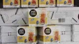 Dolce Gusto Sommersortiment :: Cappuccino Ice, Nestea Pfirsich, Nestea Lemon. About Tea