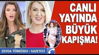 Hadise'nin Kıyafeti Bircan Bali Ile Sevda Türküsev'i Birbirine Düşürdü!