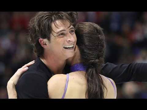 Tessa Virtue, Scott Moir rehearse short dance at Four Continents   CBC Sports
