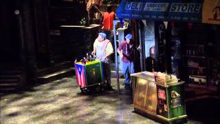 """In The Heights"" First National Tour-Durham, North Carolina Interviews/Preview 2011"