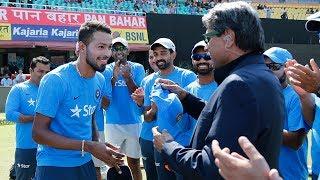 What did Hardik Pandya say on being compared with Kapil Dev? | Sri Lanka vs India