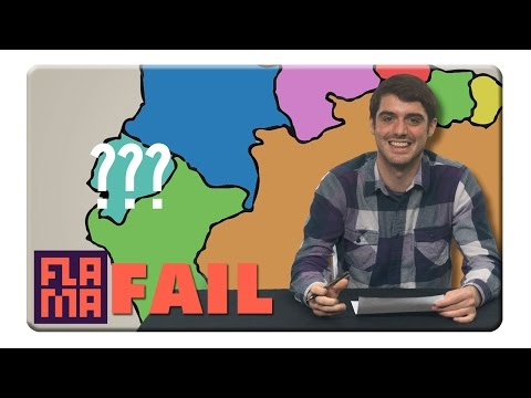 People Who SUCK at Latin American Geography