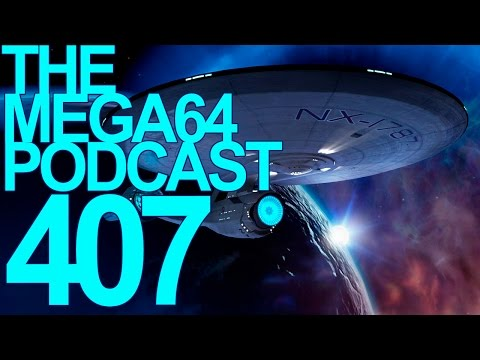 MEGA64 PODCAST: EPISODE 407 (SEATTLE HOTEL-CAST)