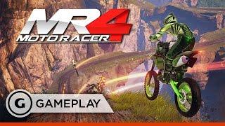 Moto Racer 4 - Interstate of Mind - Gameplay
