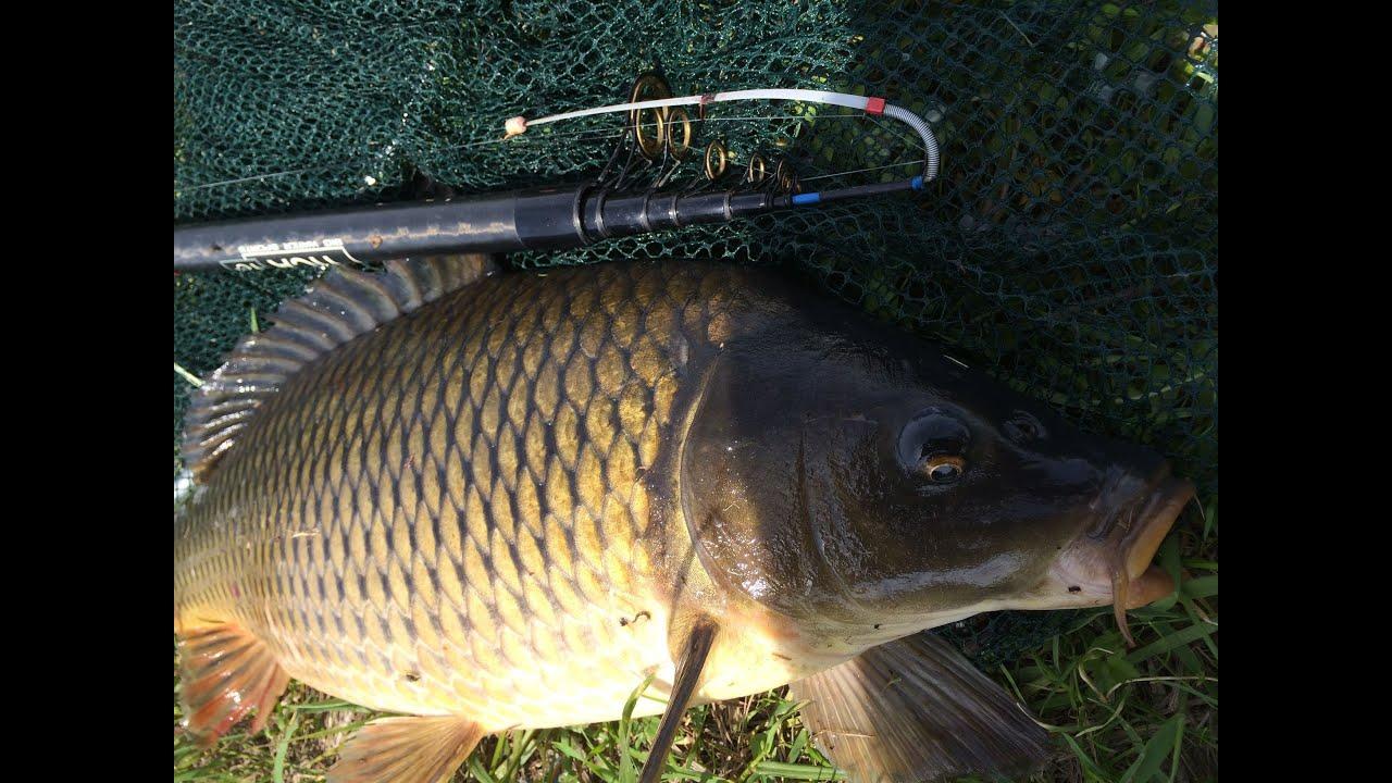 рыбалка на озере какой