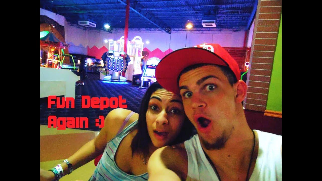 Adventure Time To Fun Depot Lake Worth Florida You