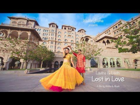 Lost in Love (Same Day Edit) | WeddingNama | Royal Indian Wedding