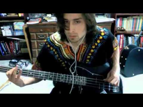 Someday by Sugar Ray Bass cover - YouTube