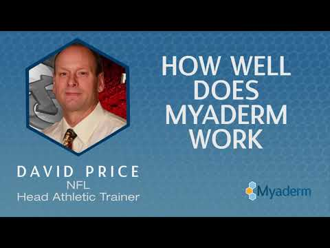 Full David Price Interview on Myaderm Transdermal CBD Pain Relief Cream