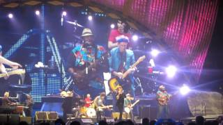 6 Days on the Road LIVE The Rolling Stones with Taj Mahal 5-28-13 United Center Chicago