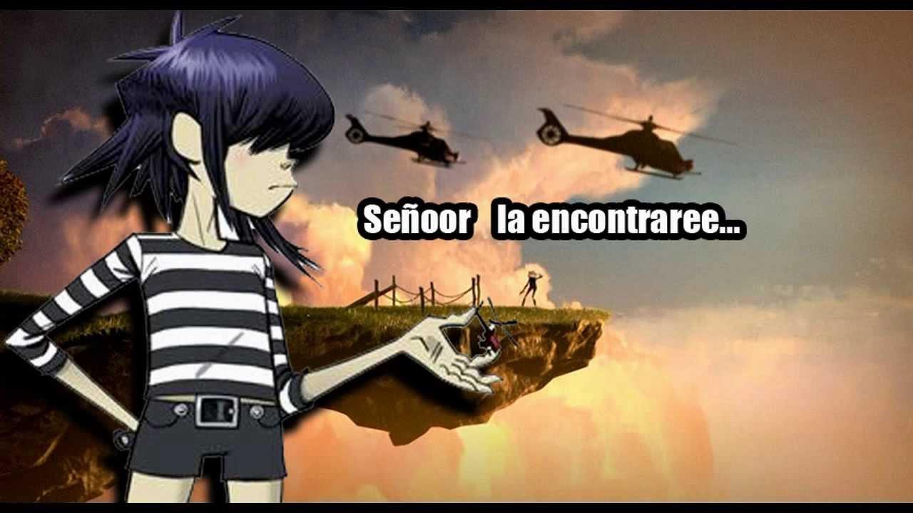 Gorillaz El Ma 241 Ana Subtitulada Al Espa 241 Ol Hd Youtube
