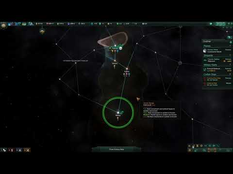 Stellaris MP in a nutshell episode 1(Galactic Confederation of Memes) |
