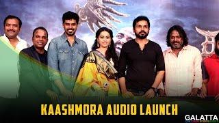 Kaashmora Audio Launch