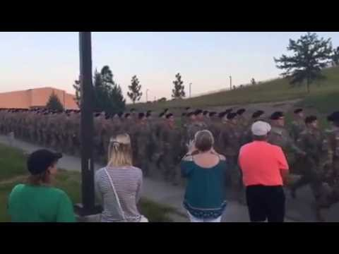 Fort Benning March