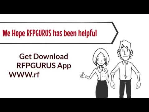RFP Search | Government RFP search | Marketing rfp database