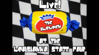 The Blowmen - Live at the Louisianna State Fair 1984 - RARE (Full Set) - Lyrics In Description