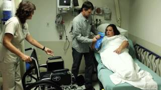 Say This, Not That:  Patient Experience Video
