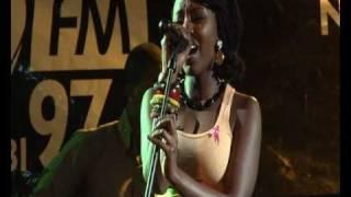 "Patricia Kihoro Performing ""Ngoma"" Live."
