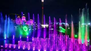 Театр фонтанов в Сочи Парке