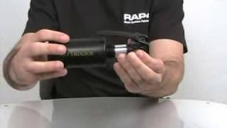 RAP4: Sound Flash Trip Wire Grenade
