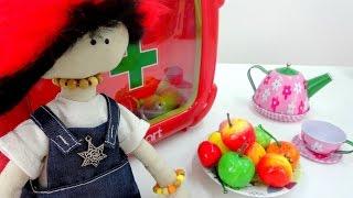 Видео для детей:  Маша заболела